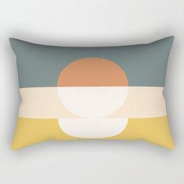 Abstract 02 Rectangular Pillow