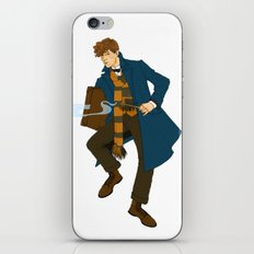 Newt iPhone & iPod Skin