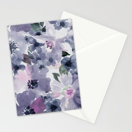 Floral Pattern#6 Stationery Cards