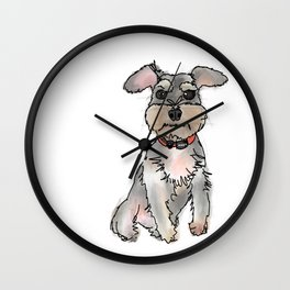 Sir Toby Wall Clock