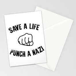 Save a Life Stationery Cards