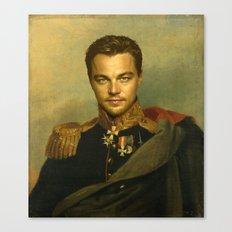 Leonardo Dicaprio - replaceface Canvas Print