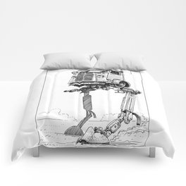 AT-CT Walker Type C Comforters