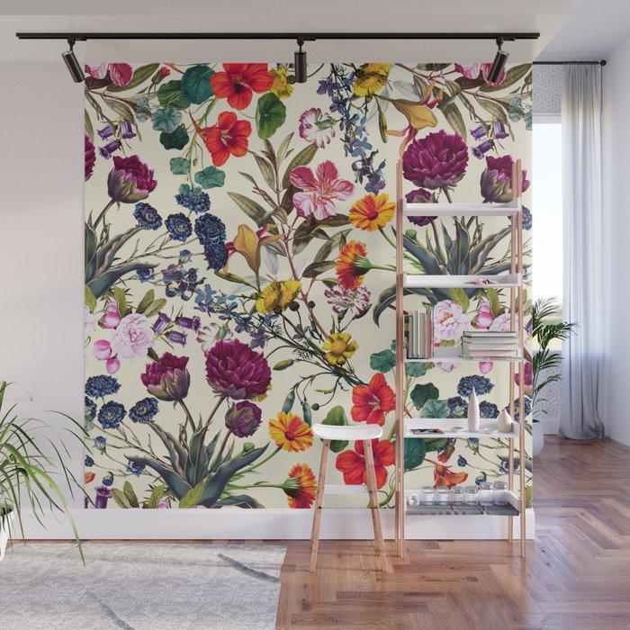 Magical Garden V Wall Mural