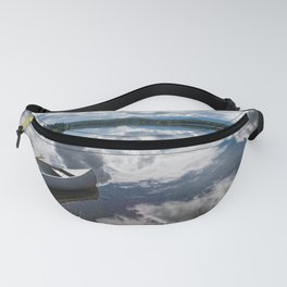 Tranquility At Its Best - Alaska Fanny Pack