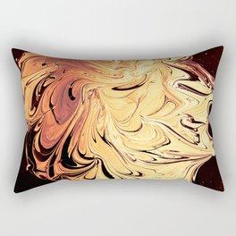 The Midas Touch. Rectangular Pillow