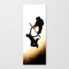 Free Fall I Canvas Print