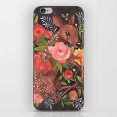 FAWN & FLORA iPhone & iPod Skin