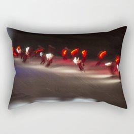 Torchlight descent 2 Rectangular Pillow