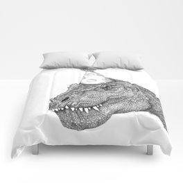 Party Dinosaur Comforters