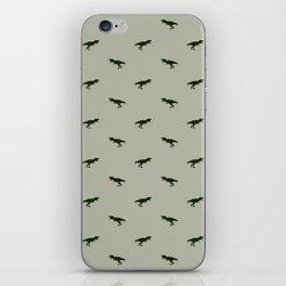 Rex Pattern iPhone Skin
