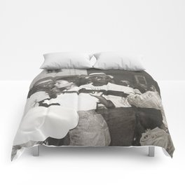 What Were You Thinking? 3 Comforters