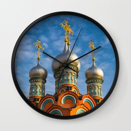 the dome of the Church Wall Clock