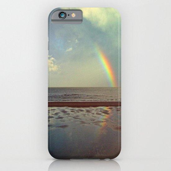 Rainbow Over Sea iPhone & iPod Case