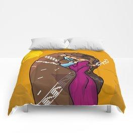 Klimt Eastwood - The Kiss Comforters