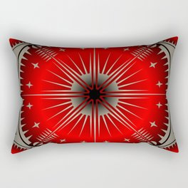 The Gathering Rectangular Pillow