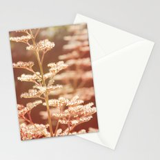 Summer tiers Stationery Cards