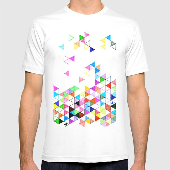 Falling Into Place T-shirt