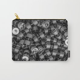 Chrome dumbbells Carry-All Pouch