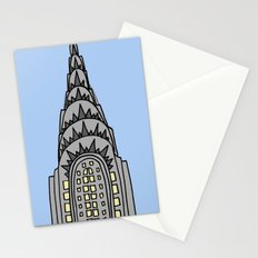 The Chrysler Building Would Look All Wrong in Nappa Stationery Cards