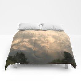 Stormy Clouds - Mammatus Comforters