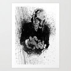 The Gladiator Art Print