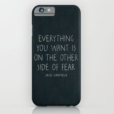 I. The other side of fear. iPhone 6s Slim Case