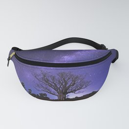 Milky Way over the Boab Fanny Pack