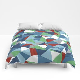 Abstraction #8 Comforters