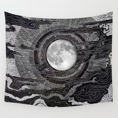 Moon Glow Wall Tapestry