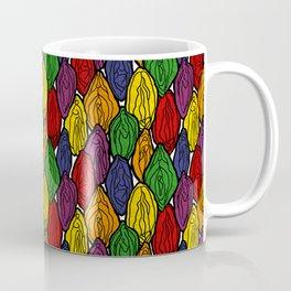 Vagina - Rama in Rainbow Coffee Mug