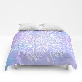 Dreamy Lace Mandala Comforters