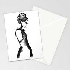 Inked Audrey Stationery Cards
