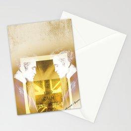 Robert Pattinson - Actor Stationery Cards