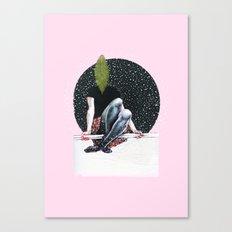 MOX!LLA Canvas Print