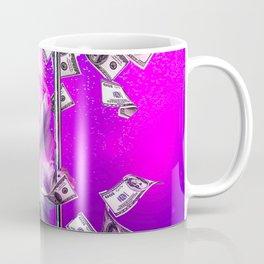 Cat Dancing Pole Strip Dance Coffee Mug