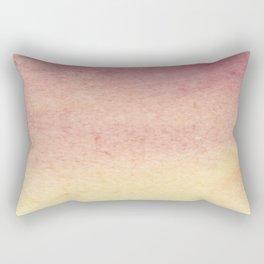 Blush/coral texture Rectangular Pillow