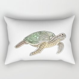Tortuga Rectangular Pillow