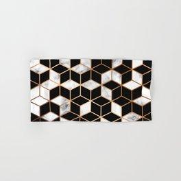 Marble & Geometry 005 Hand & Bath Towel