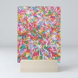 Sprinkle Me Mini Art Print