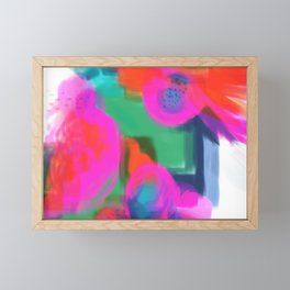 Dreamed Garden 5 Framed Mini Art Print