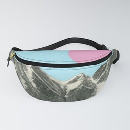 Winter Sun Fanny Pack