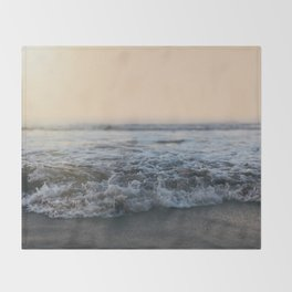 Sunrise Ocean Throw Blanket