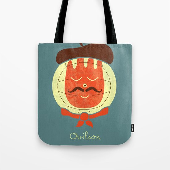 French Companion Tote Bag
