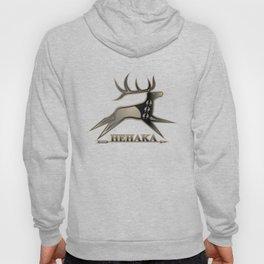 Elk Spirit (Gray) Hoody