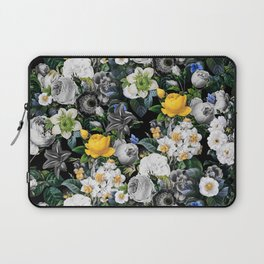 Night Forest V Laptop Sleeve