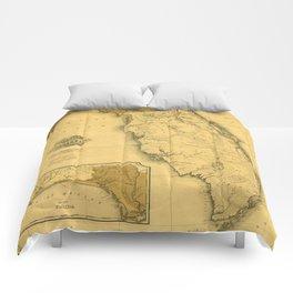 Florida 1823 Comforters