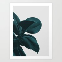 Art Prints featuring Long way home by Hanna Kastl-Lungberg