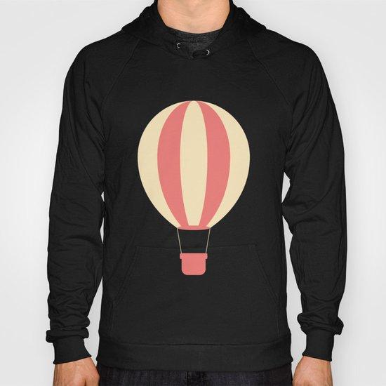 #84 Hot Air Balloon Hoody