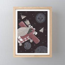 Five Hundred Million Little Bells (5) Framed Mini Art Print